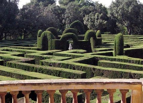 El Laberint (labyrinth) d'Horta